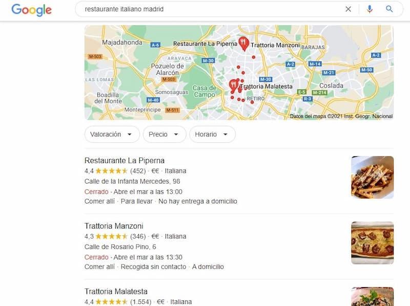 pagina de ubicacion
